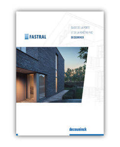 Catalogue Fastral Deceuninck